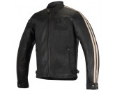 OSCAR CHARLIE LEATHER JACKET Alpinestars