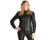 Sweep Mamba ladies leather jacket