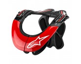 BNS TECH CARBON NECK SUPPORT Alpinestars