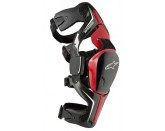 Carbon B2 Knee Brace Right Alpinestars