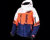 Fresh Jacket Navy/Electric FXR