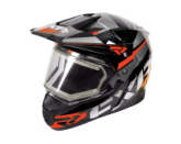 FX-1 TEAM HELMET W/ ELECTRIC SHIELD 17