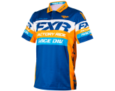 FXR RACE DIVISION TECH POLO SHIRT
