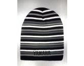 YAMAHA Multi Stripe Beanie Black