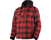 M TIMBER PLAID INSULATED JACKET