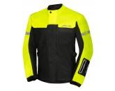 Rain Jacket Saint 2.0 black-fluoyellow