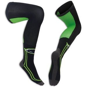 Long socks with lycra for knee guards ufo
