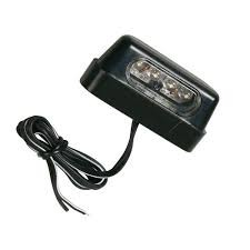 LED numbrimärgi valgustus