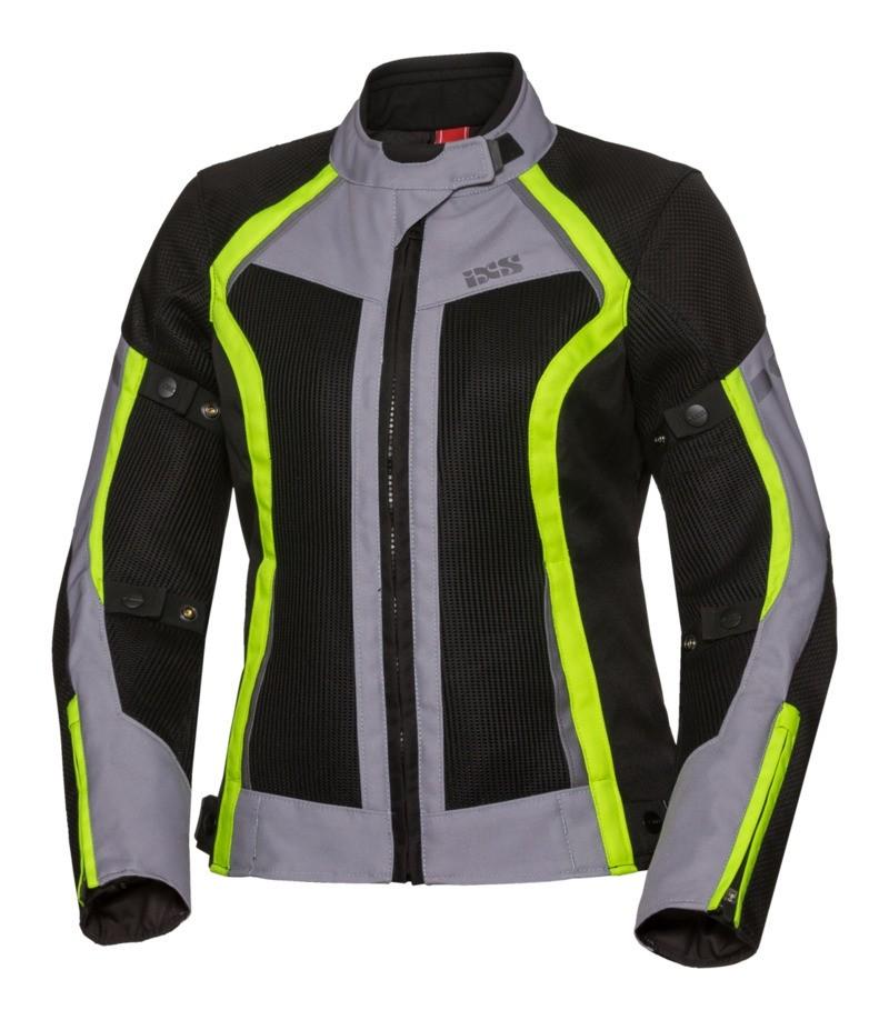 Sport Women Jacket Andorra-Air IXS