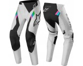 Alpinestars Supertech LE Vision Cool Grey Black Motocross Pants