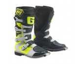 GAERNE SG.J - OFF-ROAD BOOTS - JUNIOR WHITE/YELLOW/GREY