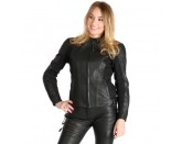 Sweep Bonita ladies leather jacket
