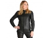 Sweep Mamba ladies leather jacket