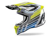 Airoh Helmet Strycker Shaded yellow gloss