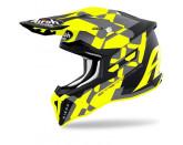 Airoh Helmet Strycker XXX yellow matt