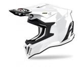 Airoh Helmet Strycker Color white gloss
