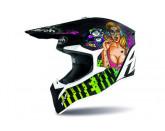 Airoh Helmet Wraap Youth Pin-Up matt
