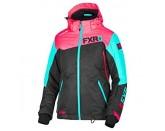 FXR Womens Vertical Edge Jacket