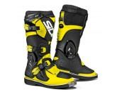 Sidi MX Boot Flame Junior, fluo yellow/black