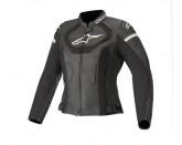 Alpinestars Leather jacket Women Jaws v3