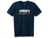Alpinestars T-Shirt Prop Blue