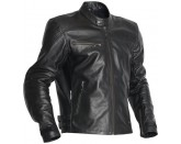 Halvarssons Leather jacket Lemmy Black