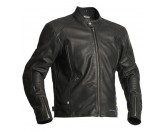 Halvarssons Leather jacket Celtic Black