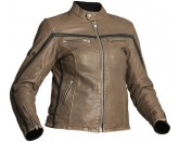 Halvarssons Leather jacket 310 Lady Black/brown