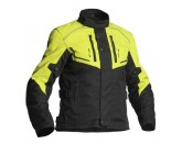 Lindstrands Textile jacket Halden Lady Black/yellow