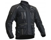 Lindstrands Textile jacket Oman Black