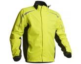 Lindstrands Rain jacket DW+ Jacket Black/yellow
