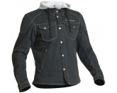 Lindstrands Textile Jacket Bjurs Grey