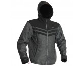 Lindstrands Hood jacket Ziggy Grey