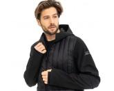 Urban hybrid jacket Men