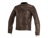 BRASS LEATHER JACKET Alpinestars