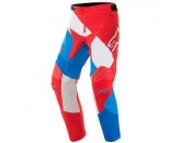 Alpinestars Youth Racer Venom Pants Red White Blue