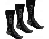 FXR Turbo Athletic Socks x 3tk