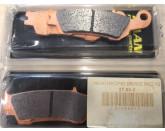 Haan brake pads 31094912