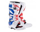 Tech 7 Alpinestars bl/wh/r